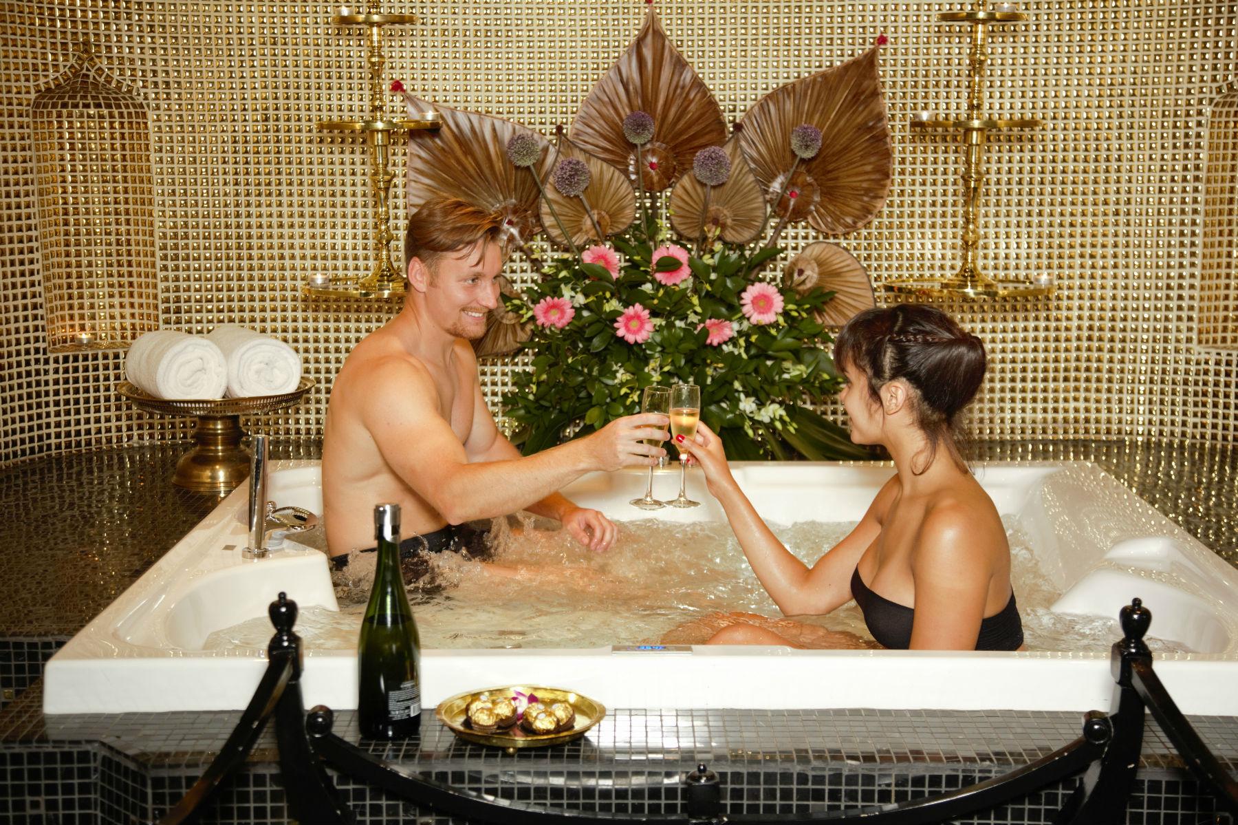 San Valentín en The Organic Spa. Escapada romántica.